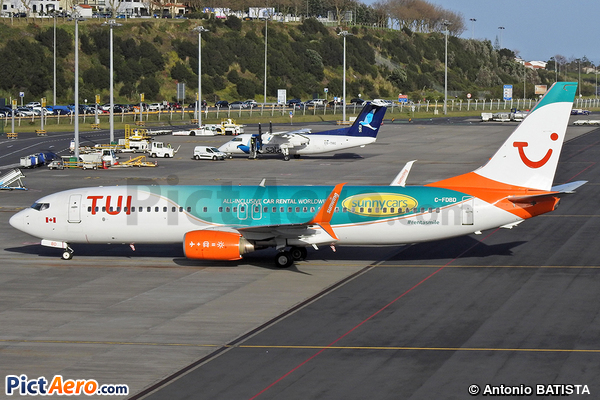 Boeing 737-8Q8 (TUI (Sunwing Airlines))