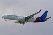 Boeing 737-8Q8/WL (PK-CMI)
