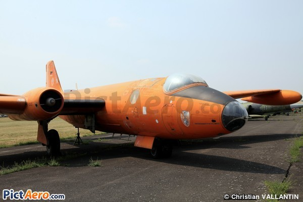 English Electric Canberra B2 (Luftwaffe Museum Gatow)