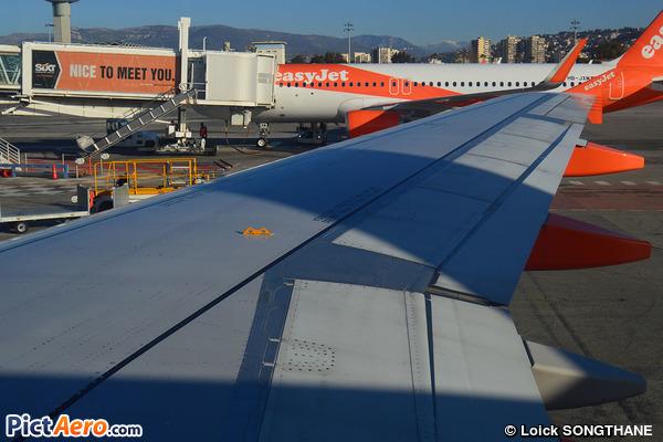 Airbus A319-111 (EasyJet Europe)