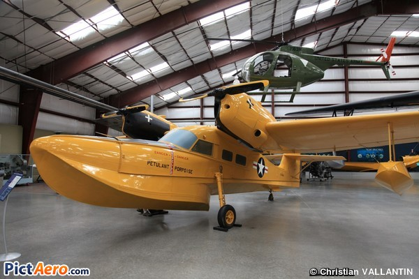 Grumman G-44 Widgeon J4F-2 (Pima Air Museum)