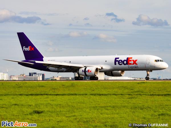 Boeing 757-28A/SF (FedEx)