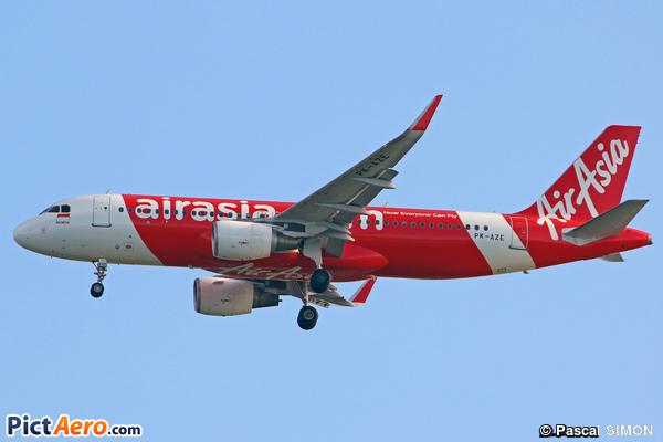 Airbus A320-214/WL (Indonesia AirAsia)
