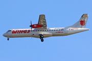 ATR 72-600 (PK-WGV)