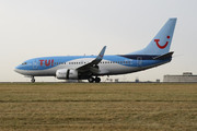 Boeing 737-7K5/WL (OO-JAR)