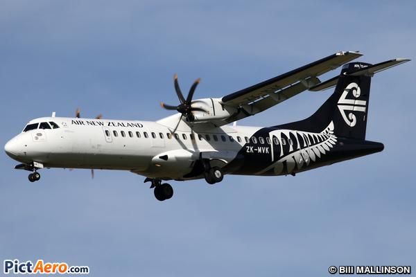 ATR72-600 (ATR72-212A) (Mount Cook Airline)
