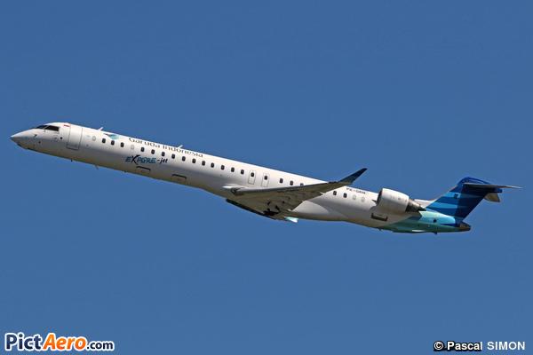 CRJ-1000 NextGen (Garuda Indonesia)