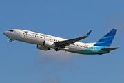 Boeing 737-8BK/WL (PK-GFG)