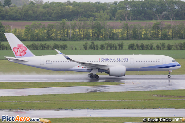 Airbus A350-941 (China Airlines)