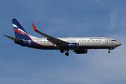 Boeing 737-8LJ/WL (VQ-BHW)