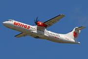 ATR 72-600 (PK-WJI)