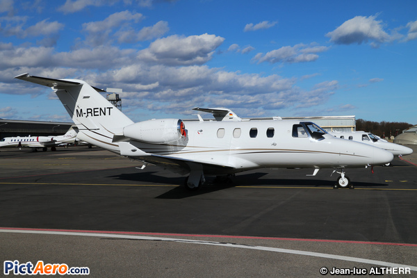 Cessna Citation M2 (Sixt Rent A Car)