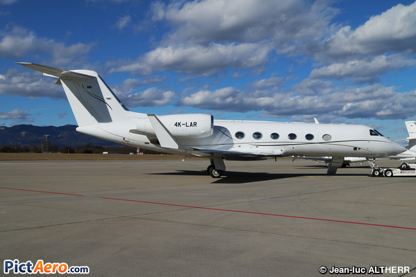 Gulfstream G450 (ESW-Business Aviation)