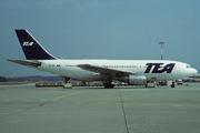 Airbus A300B1 (OO-TEF)
