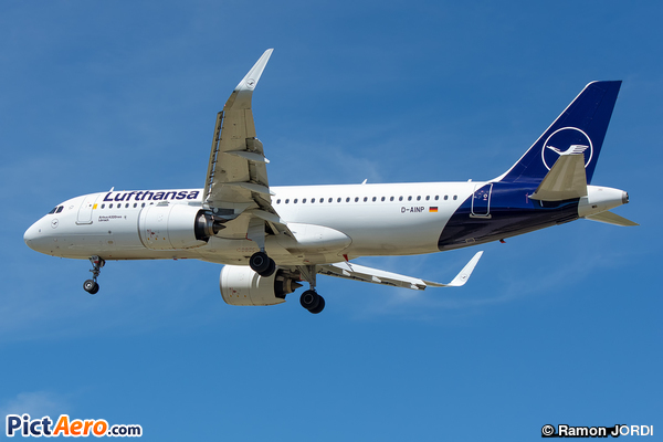 Airbus A320-271N (Lufthansa)