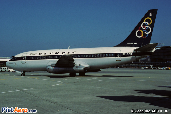 Boeing 737-284 (Olympic Airlines)