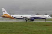 Airbus A321-112 (UR-COJ)