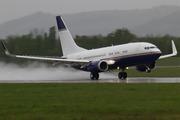 Boeing 737-74T/WL (BBJ) (VP-BEL)
