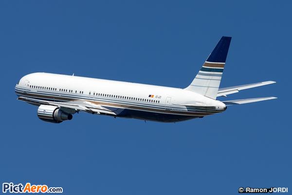 Boeing 767-35D/ER (Privilege Style)