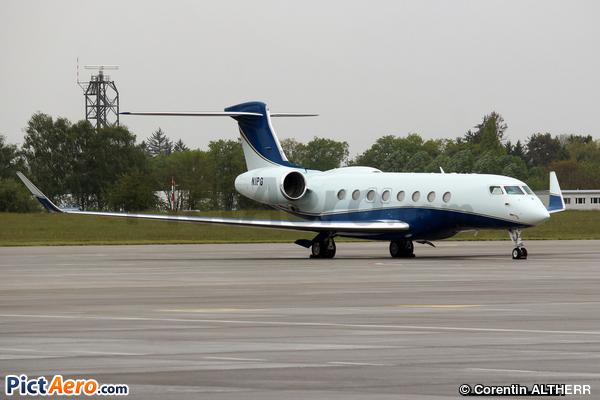 Gulfstream G650ER (Procter & Gamble Leasing LLC, OH)