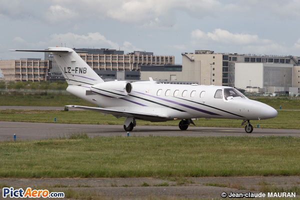 Cessna 525A CitationJet CJ2+ (Avio Delta)