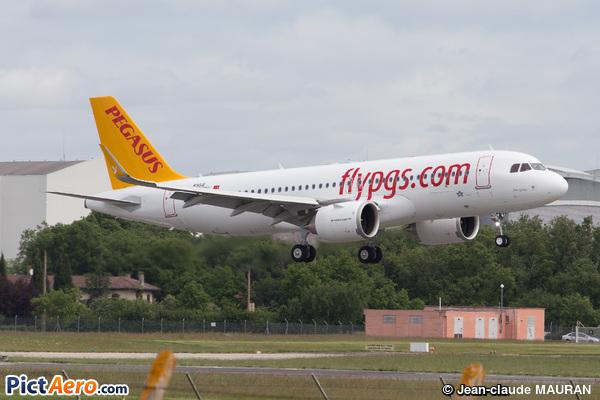 Airbus A320-271N  (Pegasus Airlines)