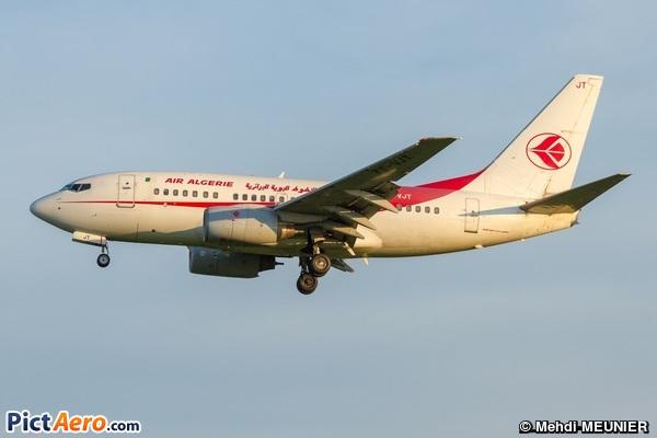 Boeing 737-6D6 (Air Algerie)
