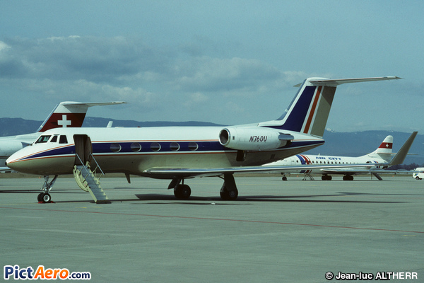 Grumman G-1159 Gulfstream II (Union Oil Co.)