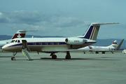 Grumman G-1159 Gulfstream II (N760U)