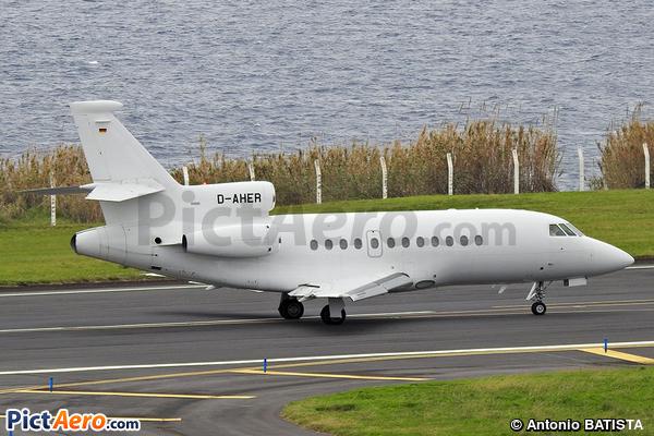 Dassault Falcon 900EX (Heron Aviation)