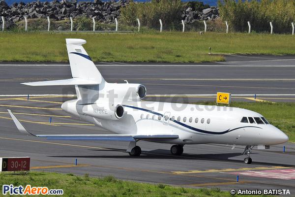 Dassault Falcon 900 LX (Daroco Holdings LLC)