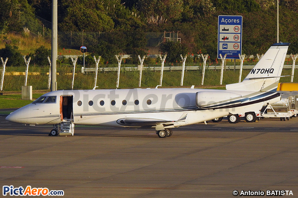 Gulfstream G200 (IAI-1126 Galaxy) (Private)