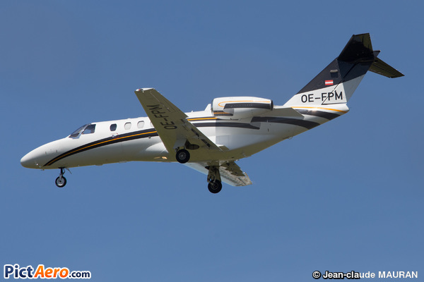 Cessna 525A CitationJet CJ2 (JET 24 INTERNATIONAL CHARTER SERVICE)