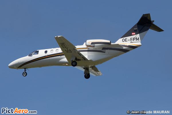 Cessna 525A CitationJet CJ2 (JET 24 INTERNATIONAL CHARTER SERVICE)