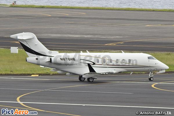 Bombardier BD-100-1A10 Challenger 350 (CJ Leasing LLC)
