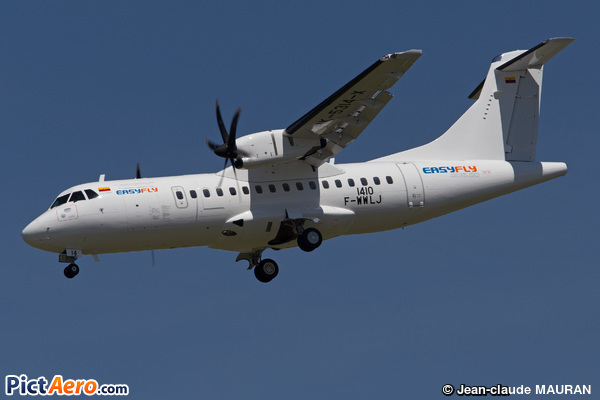 ATR 42-600 (EASYFLY)