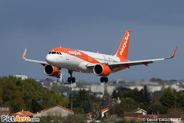 Airbus A320-251N (easyJet)