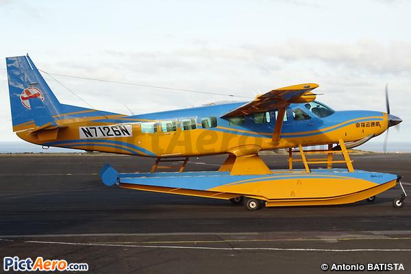 Cessna 208B Grand Caravan (Private)