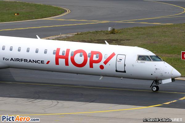 CRJ-1000 NextGen (HOP!)