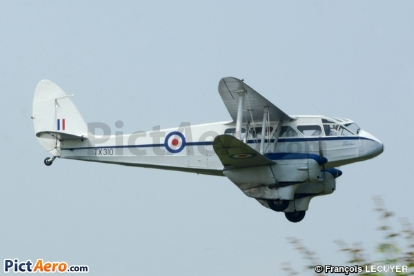 De Havilland DH-89 Dragon Rapid (Cirrus Aviation Ltd)