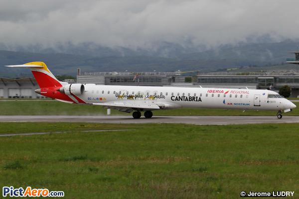 Canadair CL-600-2E25 Regional Jet CRJ-1000 (Iberia)
