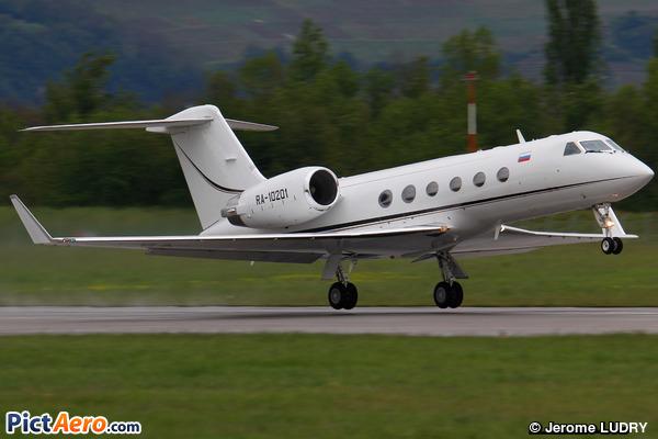 Gulfstream Aerospace G-IV Gulfstream IV (UTair)