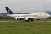 Boeing 747-3G1 (HZ-HM1A)