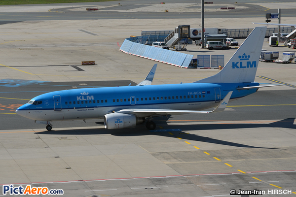 Boeing 737-7K2/WL (KLM Royal Dutch Airlines)