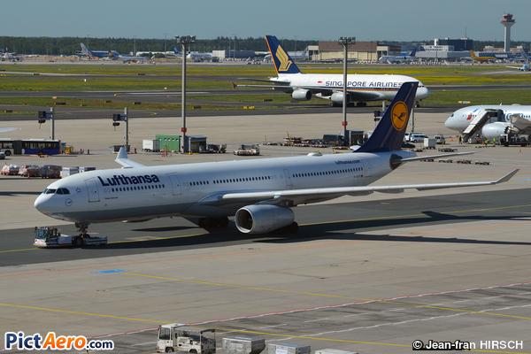 Airbus A330-343 (Lufthansa)