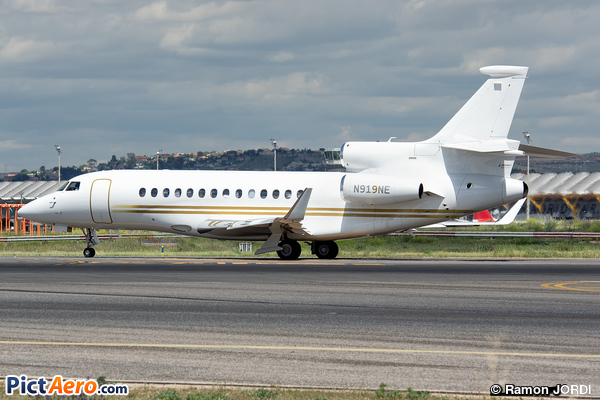 Dassault Falcon 7X (Private)