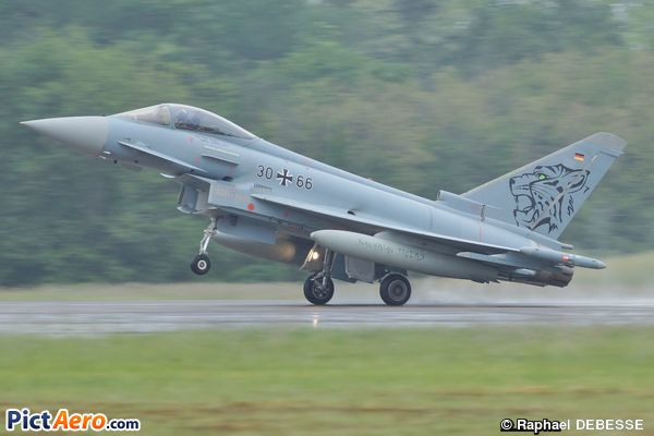 Eurofighter EF-2000 Typhoon (Germany - Air Force)
