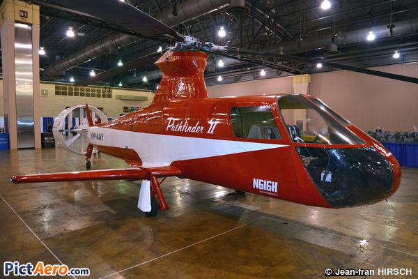 Piasecki 16H-1A Pathfinder II (Inconnu)