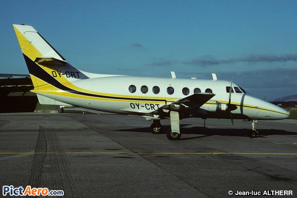 HP-137 Jetstream Mk.1 (Newair Air Services)