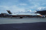 McDonnell Douglas MD-87 (D-ALLG)
